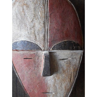 Vintage Vuvi African Tribal Mask Preview