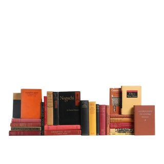 Imperial Far East Book : Set of Twenty Five Decorative Books For Sale