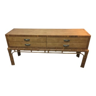 Circa East Henredon Furniture Co. Console Table