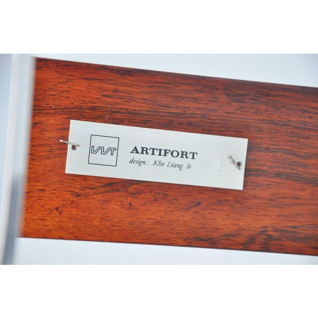 Kho Liang Ie 416/3 Sofa for Artifort Holland 1959 For Sale - Image 9 of 10
