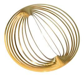 Image of Gold Serving Bowls