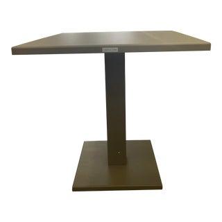 Claudio Bistro Powder-Coated Aluminum Table For Sale