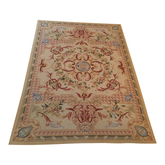 Vintage French Tapestry For Sale
