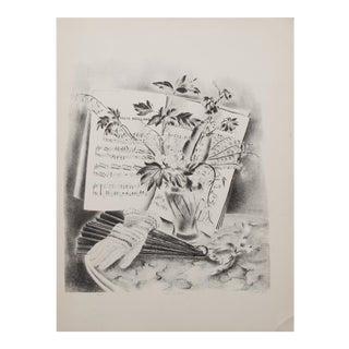 "1939 Minnetta Good, Original Period Photogravure Print ""Valse Brillante"" For Sale"