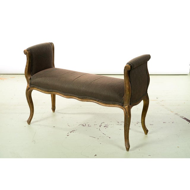 French Louis XV Style Window Bench Seat - Image 10 of 10