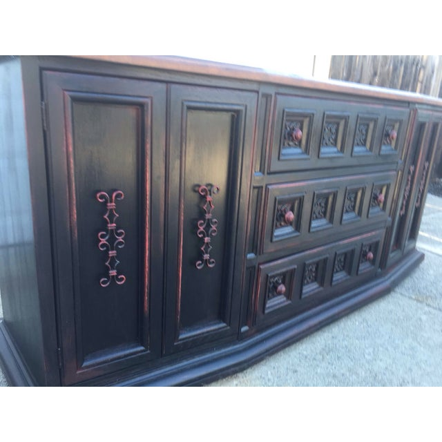 American of Martinsville Credenza - Image 4 of 9