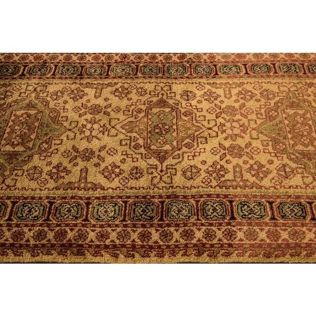 "Islamic Vintage Tabriz Rug, 2'2"" x 4'6"" For Sale - Image 3 of 5"
