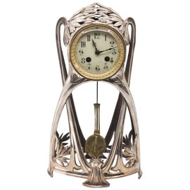 Image of Silver Clocks