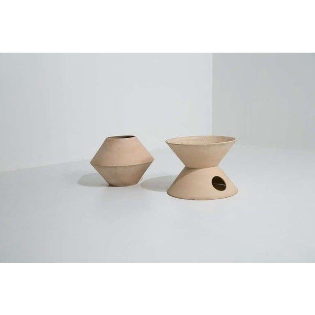 PAIR OF LA GARDO TACKETT PLANTERS FOR ARCHITECTURAL POTTERY, 1960S - Image 3 of 9