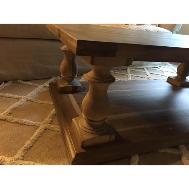 Rustic 17th C. Monastery Coffee Table For Sale - Image 3 of 6