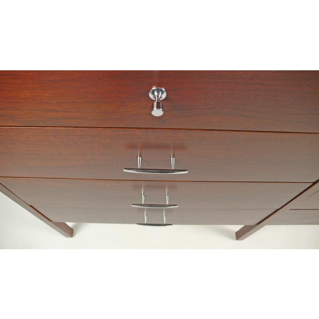 Mahogany Paul McCobb Delineator Series Dresser For Sale - Image 7 of 10