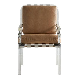 Jeff Messerschmidt Pipeline Series II Chair in Leather