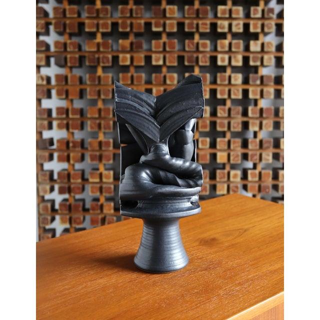 Tim Keenan Abstract Modern Ceramic Sculpture, 2019.