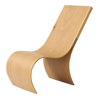 Lounge Chair by Kaspar Hamacher For Sale