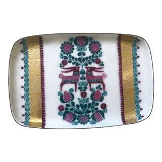 Vintage Austrian Ring Dish