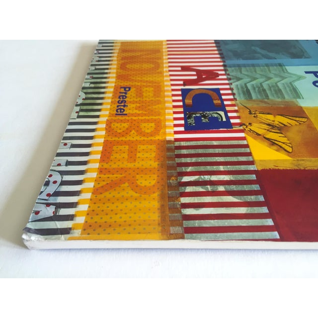 """ Rauschenberg Posters "" Rare First Edition Collector's Lithograph Print Modern Art Book For Sale - Image 12 of 13"
