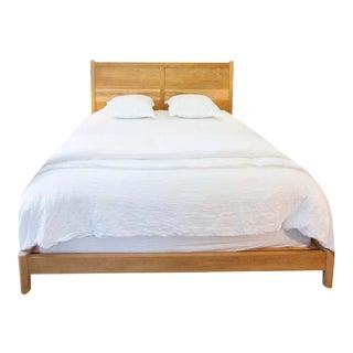 Santa Rosa White Oak Bed For Sale