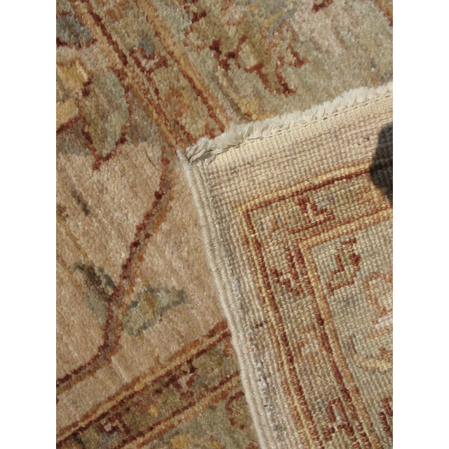 Traditional Hand Knotted Area Rug - 4′2″ × 6′4″ - Image 4 of 8