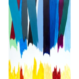Lee Clarke the Fable Contemporary Abstract Painting For Sale