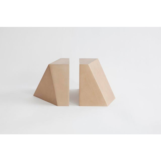 Modern Egg Collective Poly Bookend For Sale - Image 3 of 8