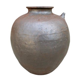 19th Century Chinese Ceramic Wine Pot For Sale