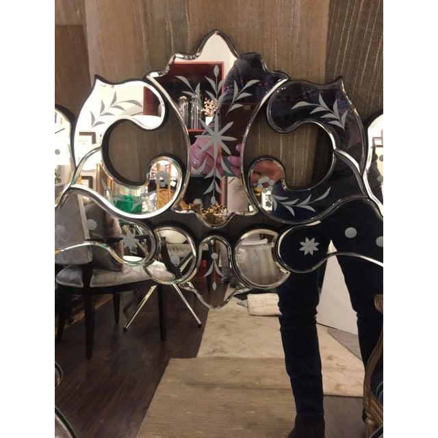 Traditional Venetian Syle Mirror - Image 4 of 5