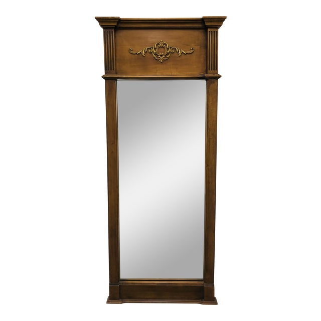Vintage French Style Mirror For Sale