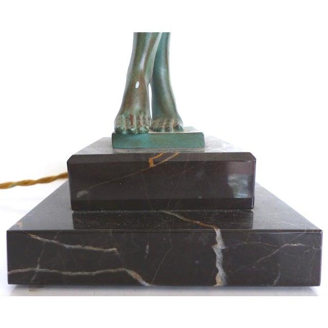 Art Deco Sculpture by Pierre LeFaguay For Sale - Image 5 of 10