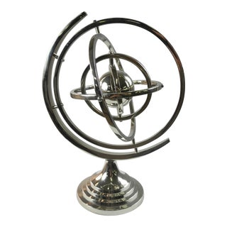 Bungalow 5 Isaac Armillary Sphere For Sale