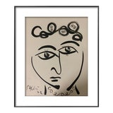 Image of Peter Keil Abstract Face Painting For Sale