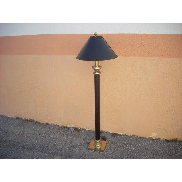 Stiffel Brass Floor Lamp Chairish