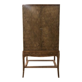 Century Furniture Tribeca Bar Cabinet For Sale