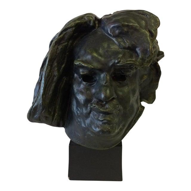 Bust Of De Balzac by A. Rodin For Sale