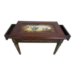 Reproduction French Regency Coffee Table
