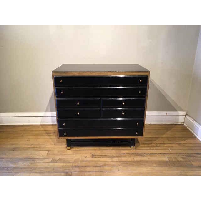 Hollywood Regency Style Cabinet For Sale - Image 10 of 10