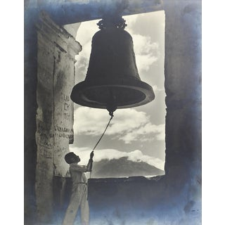 1953 Frank Heller Bell Boy Photograph For Sale