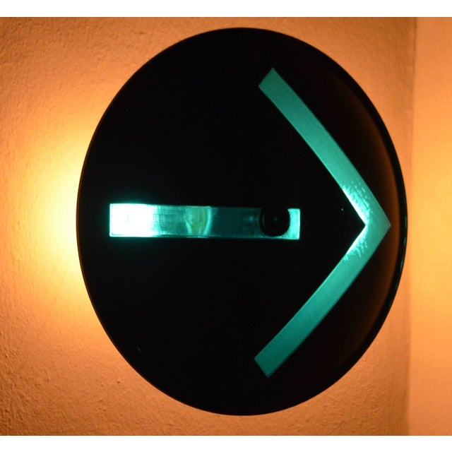 Traffic Signal Light Wall Sconce For Sale - Image 4 of 11