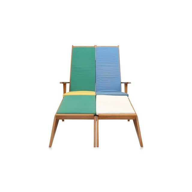 1970s Swimming Pool Lounge Chairs - a Pair For Sale - Image 10 of 11