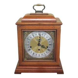Howard Miller Cherry Mantle Clock