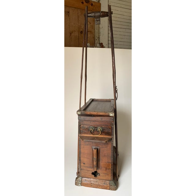 1910s Chinese Bellows Cabinet For Sale - Image 13 of 13