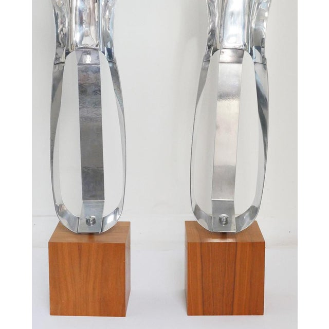 Charles and Ray Eames Rare Charles and Ray Eames Leg Splint - Pair For Sale - Image 4 of 5