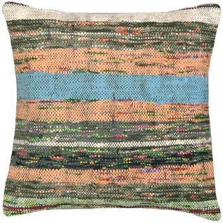 "Nalbandian - Turkish Rag Pillow - 18"" X 18"" For Sale"