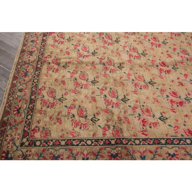 "Textile Apadana - Basserabian Style Rug. 6'5"" x 9'6"" For Sale - Image 7 of 7"