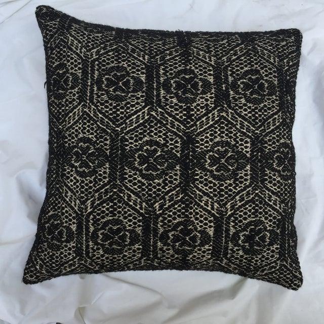 Woven Kilim Pillow - Image 6 of 6