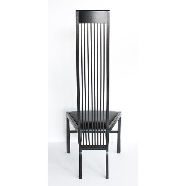 1970s Arata Isozaki Marilyn Dining Chairs - Set of 6 For Sale In Chicago - Image 6 of 13