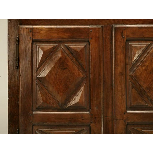 Antique French Louis XIII Style Armoire - Image 5 of 10