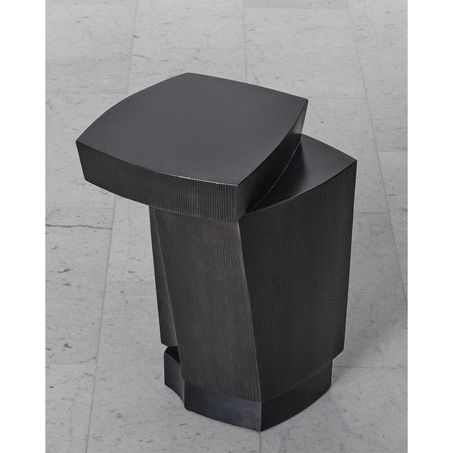 Gary Magakis, Ledges 3 Side Table, USA, 2016 For Sale In New York - Image 6 of 7