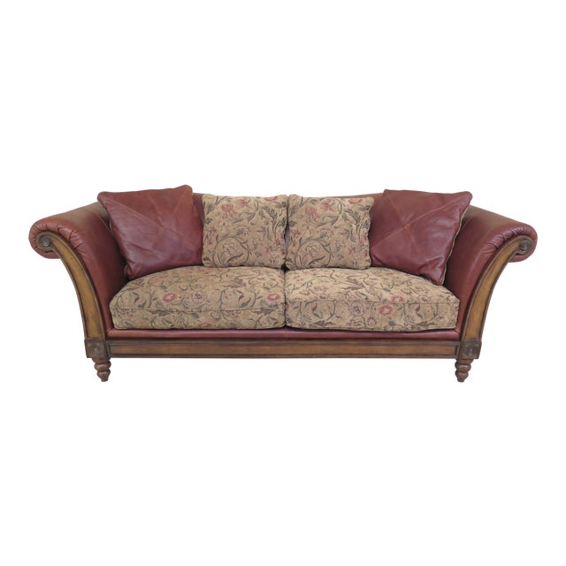 Amazing Modern Lloyds Leather Upholstered Rustic Sofa Camellatalisay Diy Chair Ideas Camellatalisaycom