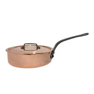 Mauviel Copper Sauté Pan For Sale