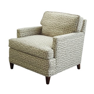 Vintage Baker Furniture Newly Upholstered Armchair